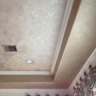 1000 images about ceilings modern masters on pinterest for Best paint finish for ceilings