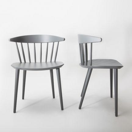 Grey Chairs.