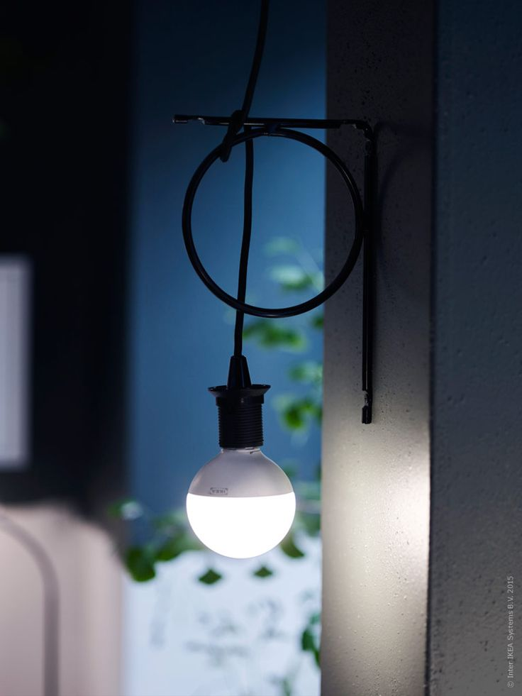 LEDARE LED ljuskälla, EKBY KÅNNA konsol.