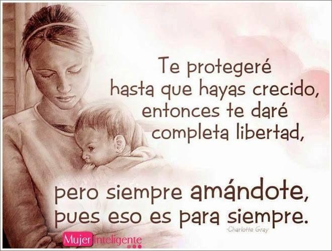 Frases de madres para bebes recien nacidos | Portadas Para Facebook