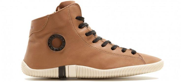 Osklen - TENIS CANO ALTO ARPOADOR SOFT FEM. - botas - femininos - shoes