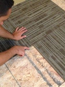 Top 5 Reasons to Use Carpet Tile