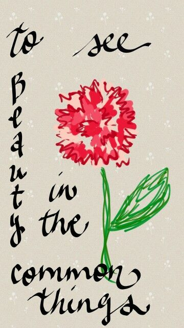 """To see beauty even in the common things of life"" one of my favorite lines in the Alpha Chi Omega symphony!"