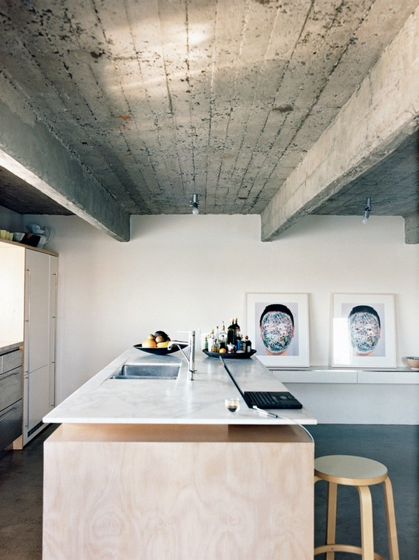 14 best Project exposed concrete ceiling images