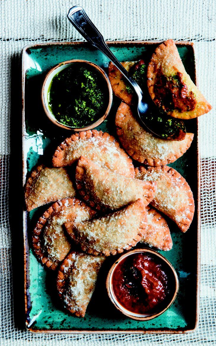 There's No Doubt About It! You'll Fall in Love With These Chorizo and Potato Empanadas