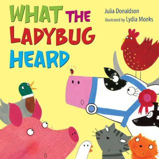 Drawing maps for What the Ladybug Heard by Julia Donaldson