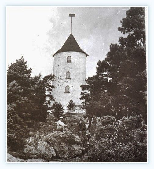 Glosholm, Pellinki
