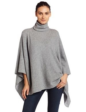 poncho... Love this... Please hurry Fall..