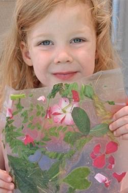 Nature Craft: Collage - Kids Activities Blog