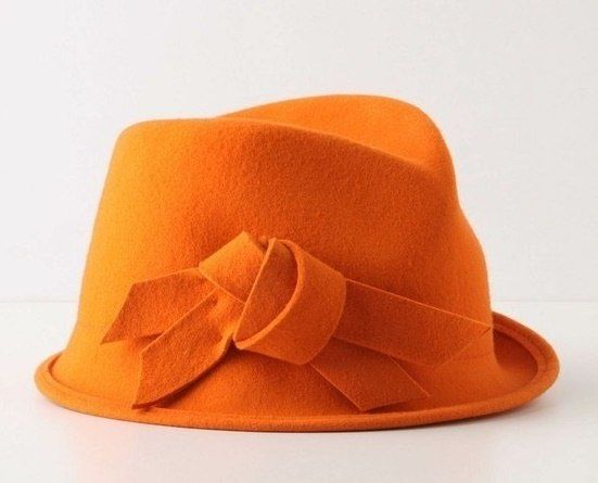 Шляпка с узелками / Головные уборы / Своими руками - выкройки, переделка одежды, декор интерьера своими руками - от ВТОРАЯ УЛИЦА