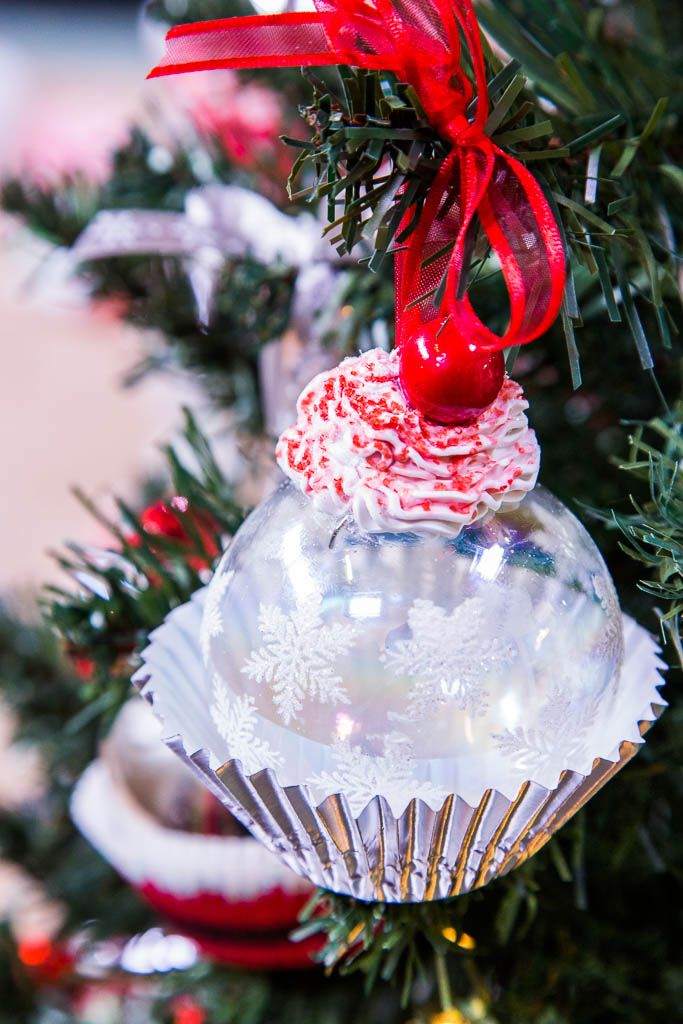 193 best christmas images on pinterest christmas countdown make tmemme28s cupcake ornaments for your christmans tree this year tune into homeandfamily homemade christmas ornamentsdiy christmas craftsdiy solutioingenieria Choice Image