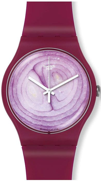 Zegarek unisex Swatch New Gent Coloured SUOP105 - sklep internetowy www.zegarek.net