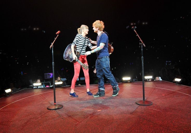 Taylor Swift And Ed Sheeran | GRAMMY.comTaylor Swift, Alison Swift, Swiftie United, Sheeran Taylors, T Swift, Ed Sheeran, Tswift, Taylors Swift, Taylors Alison