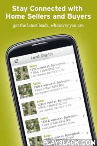 ZBuyer  Android App - playslack.com ,  zBuyer's App helps you connect with home sellers and buyers in your area, wherever you are. With just a tap, view the latest detailed profiles of local home sellers and buyers.We'll keep you in the know and help you never miss a new lead.Key Features:• New Lead Notifications: notification icon is displayed when new leads are available to view• Anytime access: log in to see your latest seller and buyer leads• Custom searches: easily adjust search filters…