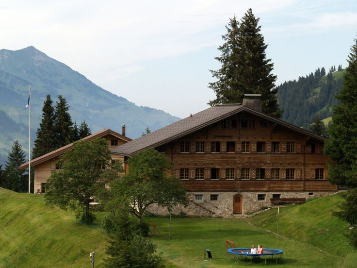 WAGGS. Our Chalet Adelboden, Switzerland. I would go back there in a heartbeat.