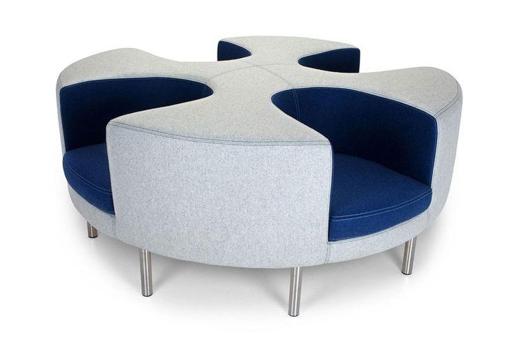Descarregue o catálogo e solicite preços de Otto   sofá 4 lugares by Adrenalina, sofá redondo 4 lugares design Simone Micheli, coleção Otto