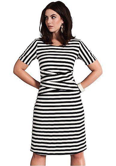 83 best sheego ❤ Kleider images on Pinterest | Clothing, Curve ...