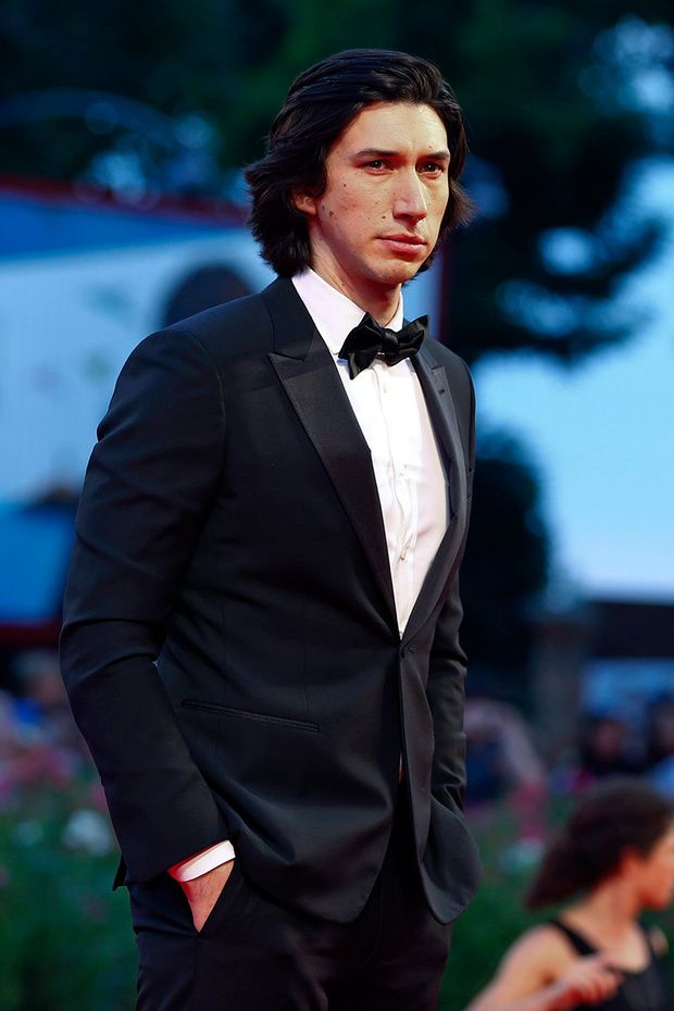Adam Driver in suits....sexiness rolls off of him and its sooooo hot❤️