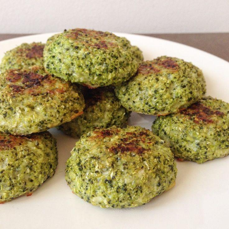 Chiftelute din Broccoli, la cuptor