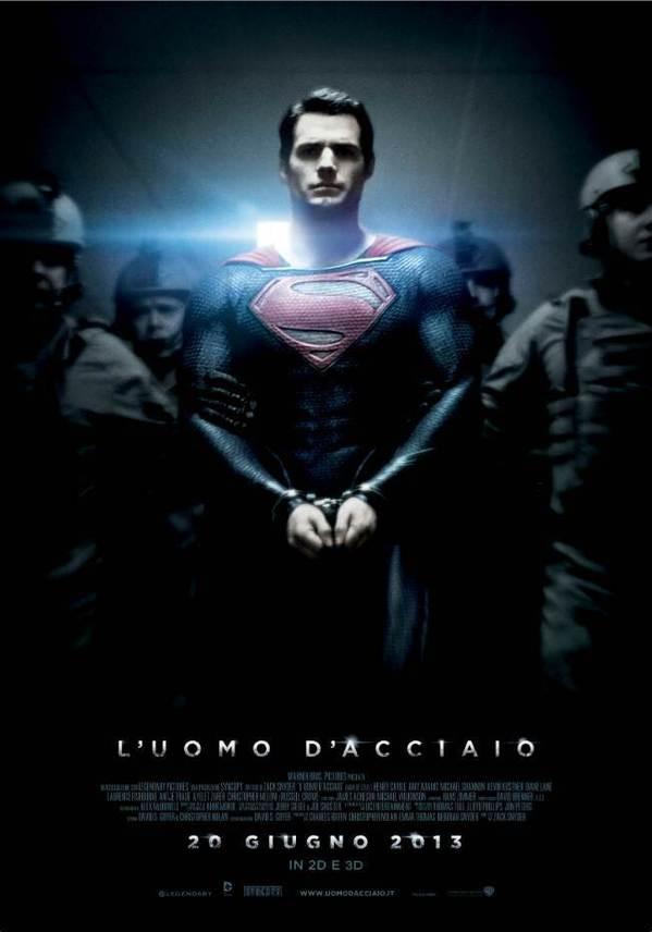 Prossimamente al cinema, L'Uomo d'Acciaio: il ritorno di Superman