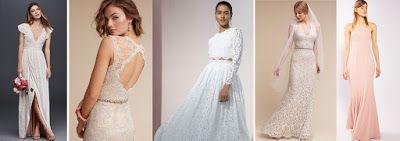 UNIVERSO PARALLELO: Come sposarsi in economia: abiti da sposa più econ...