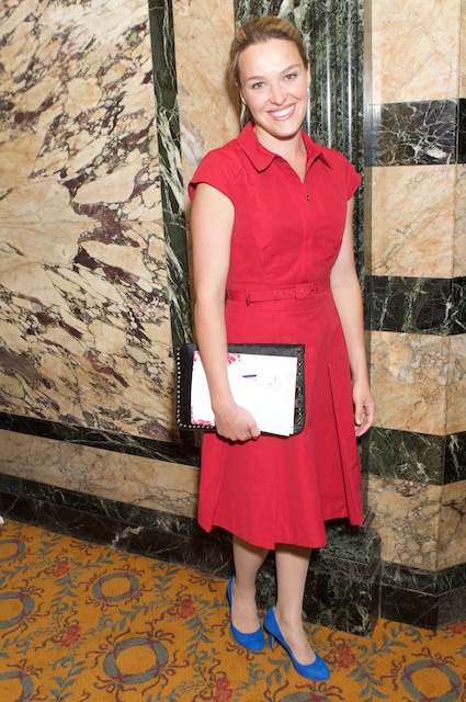 Sally Bretton - actress | MAMMA MIA! London Gala ...