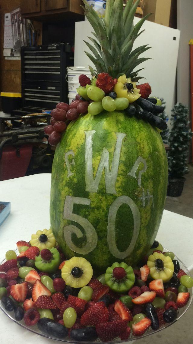 50th Wedding Anniversary Fruit Trays And Wedding