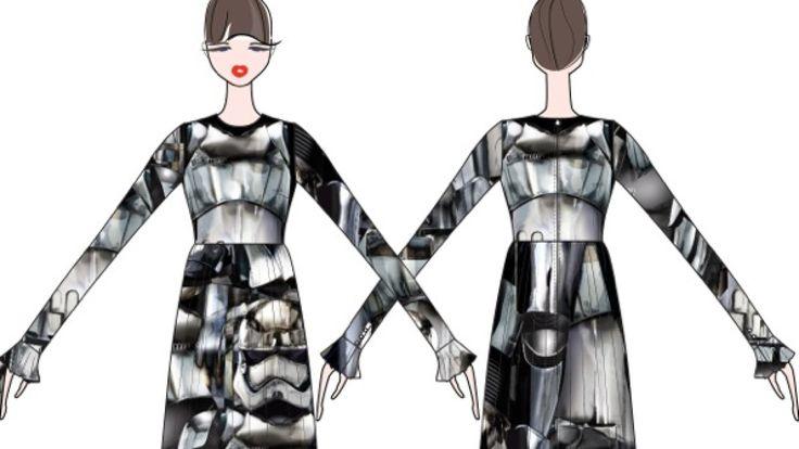 Strar Wars se adentra en el mundo de la moda para contribuir con la asociación Child Mind Institute. En esta iniciativa, se confeccionan trajes inspirados en la saga, para una futura subasta benéfica cuya recaudación ayudará a niños con diversos problemas.