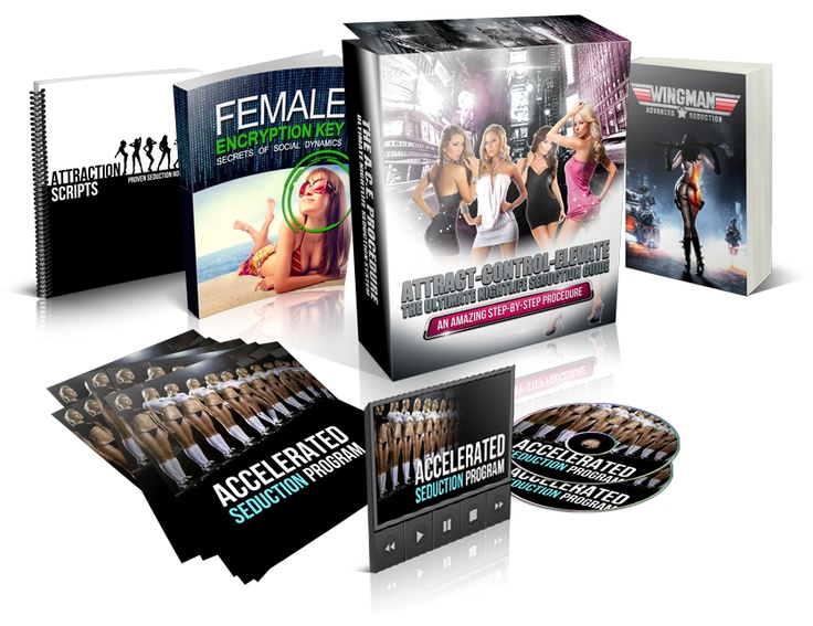 ACE Seduction System - Attraction Formula and Seduction Guide for Bars and Clubs