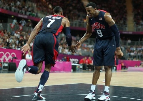 Summer Olympics 2012 basketball: Team USA runs over Tunisia