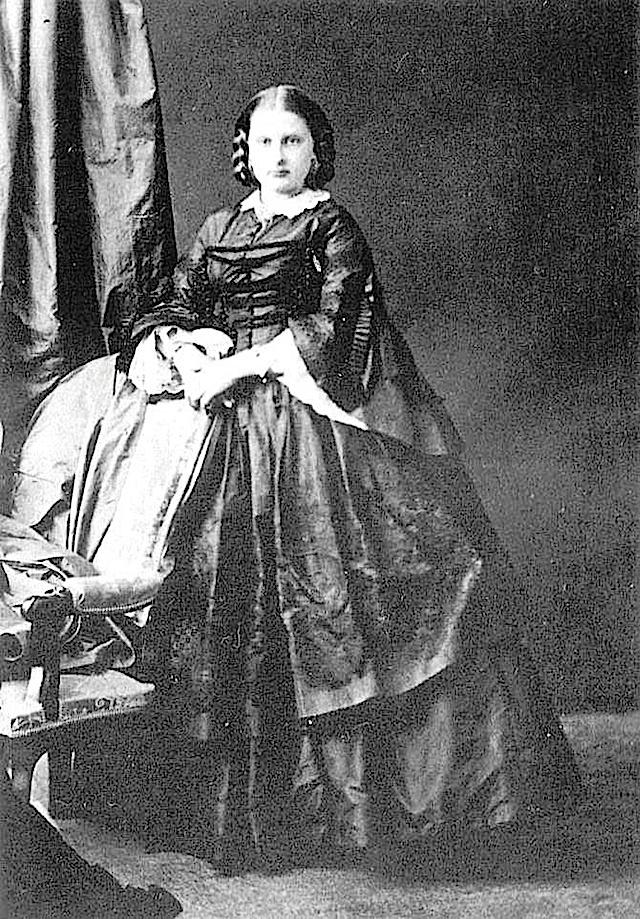1861 Infanta Antonia of Portugal