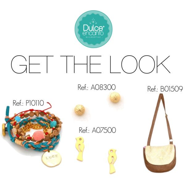 """Get the look - Romantic"" by dulceencanto on Polyvore - www.dulceencanto.com accesorios para mujer"