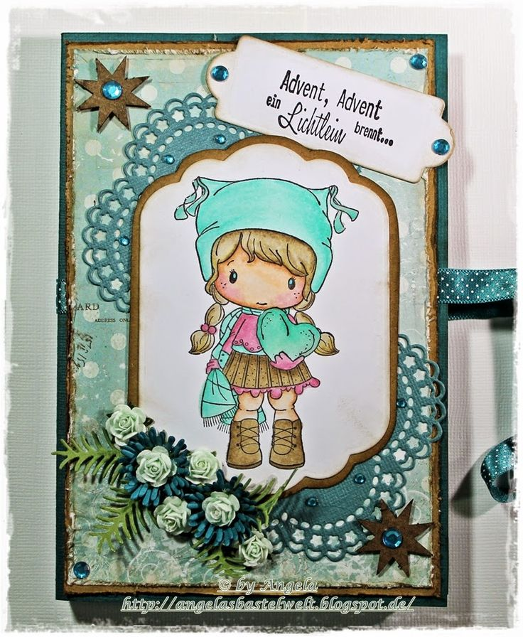 ♥ And the Winner is...* Auslosung Angelas Advents Candy * erster Advent ♥