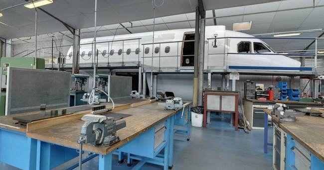 Monteur de structures aéronautiques métalliques et composites