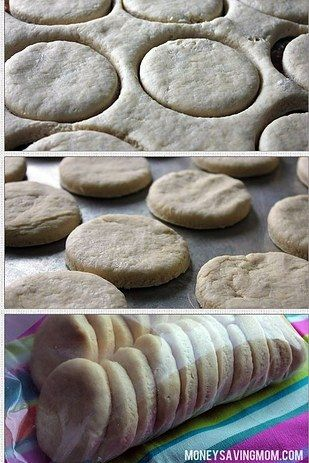 Homemade Biscuits | 27 Make-Ahead Recipes That Freeze Well And Make Great Leftovers