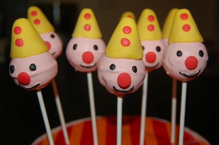 Bumba cakepops! Wat een leuk traktatie  idee voor een kinderfeest!