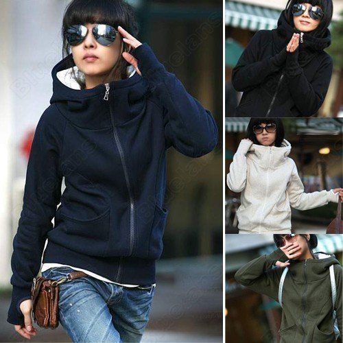 Image result for high fashion hooded sweater women