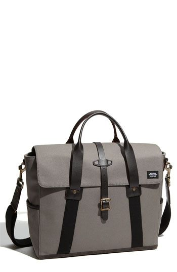 Jack Spade Work Twill Briefcase available at #Nordstrom.