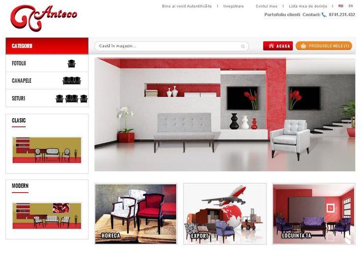 Acceseaza noul site al firmei Anteco: www.fotolii-canapele.ro