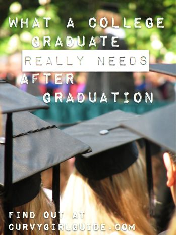 What A College Graduate Really Needs
