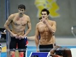 France edges past U.S. in 4x100m men's free relay