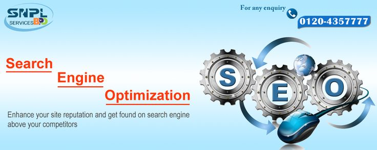 Enhance your site reputation and get found on search engine above your competitors...