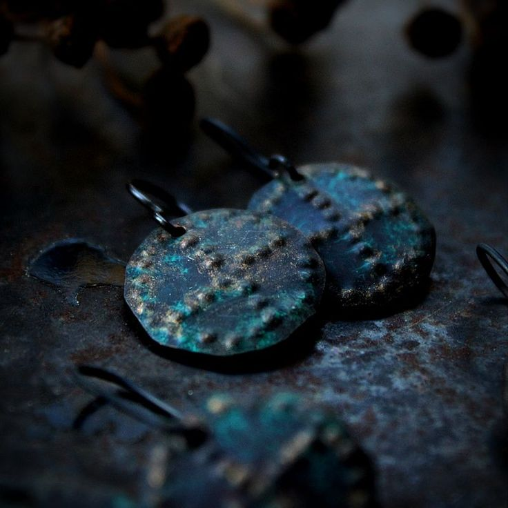 Shieldmaiden earrings