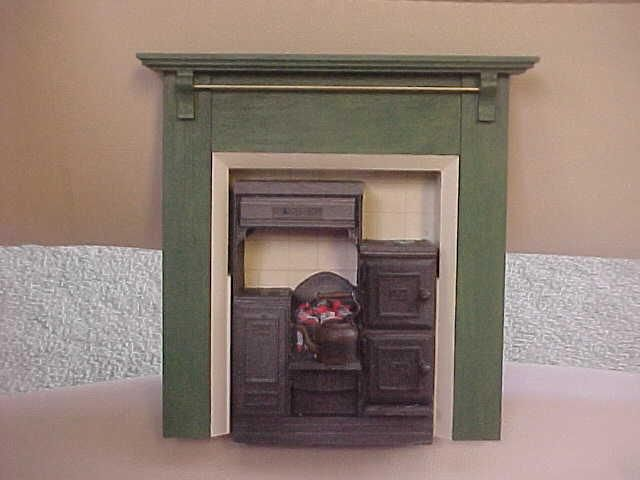 Doll House Artisan Miniature Victorian Cook Stove Wonderful Details 1 ...: pinterest.com/pin/484207397408566073