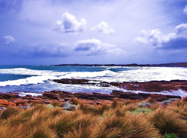 Hawley Beach, Port Sorell Tasmania  http://www.redbubble.com/people/cschurch/