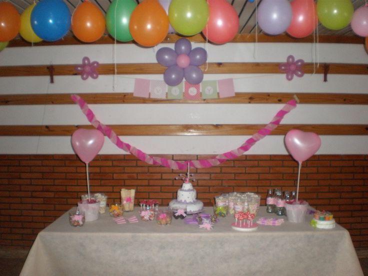 fiesta de cumpleaños  by Dulcinea de la fuente www.facebook.com/dulcinea.delafuente  #fiesta #festejo #cumpleaños #mesadulce#fuentedechocolate #agasajo# #candybar  #tamatización #personalizado #souvenir  #regalos personalizados #catering finger food