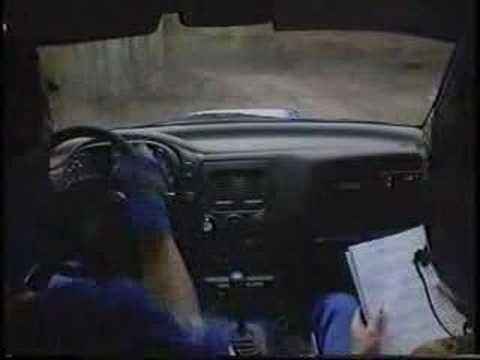 COLIN McRAE SUBARU IMPREZA  WRC97  ONBOARD