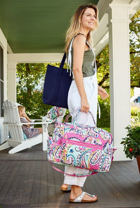 Iconic Weekender in Wildflower Paisley  f28f4c6250d3c