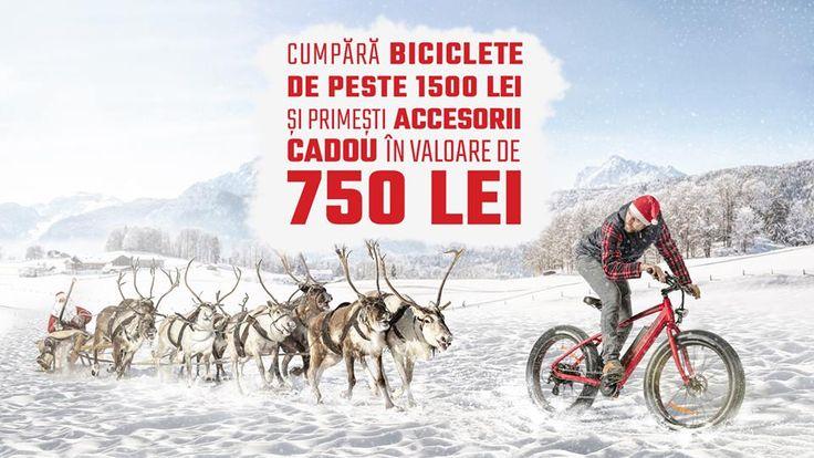 Bicicletele PEGAS, acum cu 750 de lei reducere.