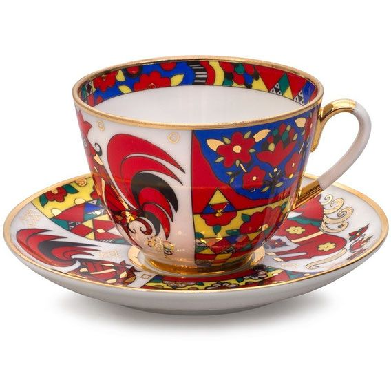Ruski stil u porcelanu http://www.arte-russa.com/porcelan/